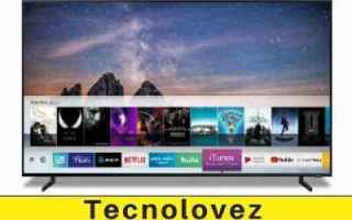 Televisione: tutorial smart tv samsung