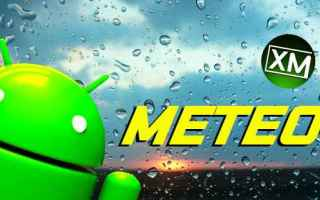 Android: meteo android weather apps tempo blog