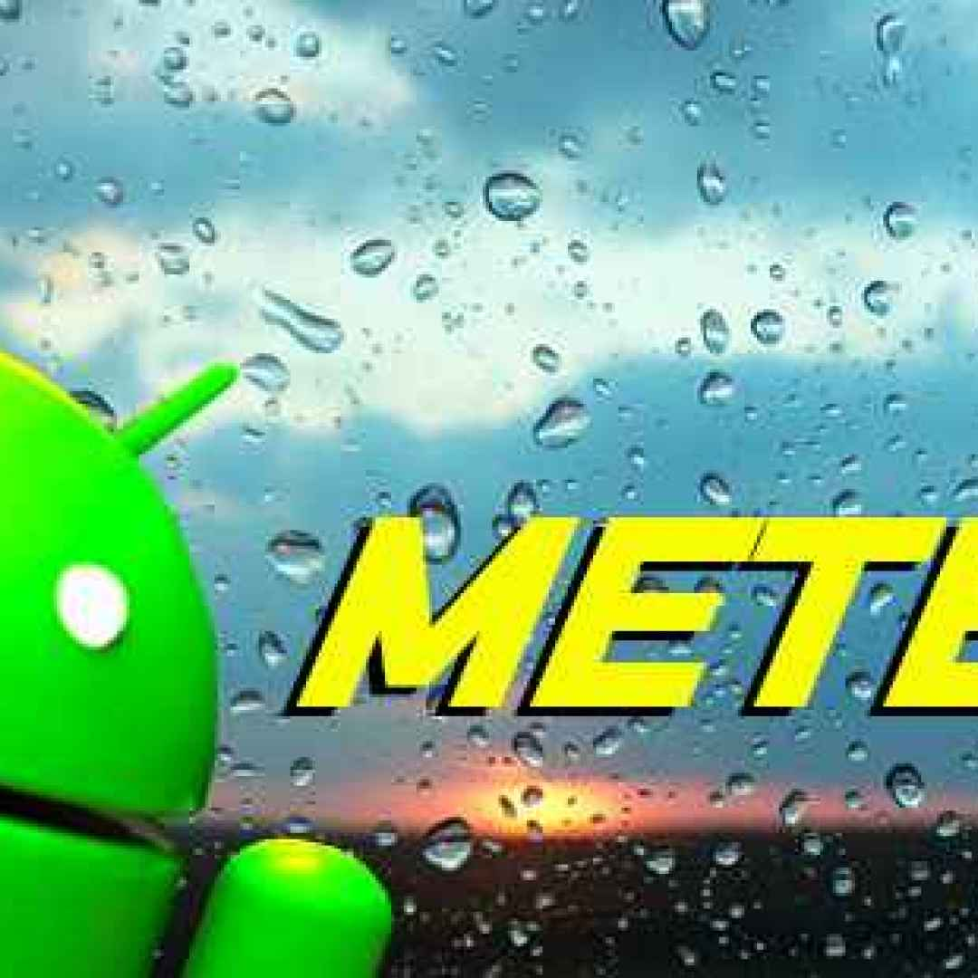 meteo android weather apps tempo blog