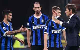 Serie A: napoli  inter  formazioni ufficiali