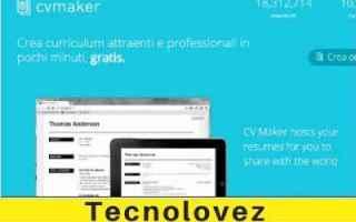 cvmkr.com curriculum vitae online