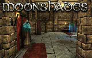 Mobile games: moonshades android iphone rpg gioco