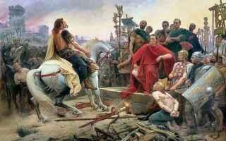Storia: de bello gallico  roma  vercingetorige