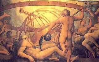 Cultura: iperione  mitologia  rea  urano  vasari