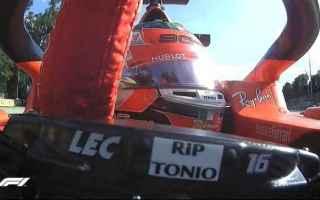 A salvare la stagione 2019 della Ferrari è stato Charles Leclerc, che ha sorpreso per come ha saput