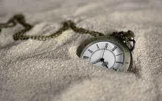 Religione: giorno del signore  il tempo di dio