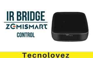 Tecnologie: zemismart ir bridge control zemismart