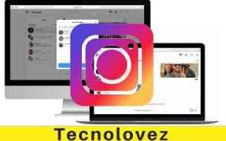 instagram messaggi instagram web