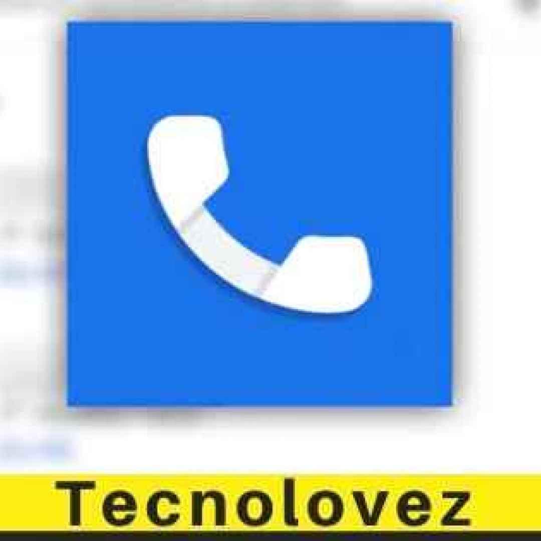 google telefono registrazioni