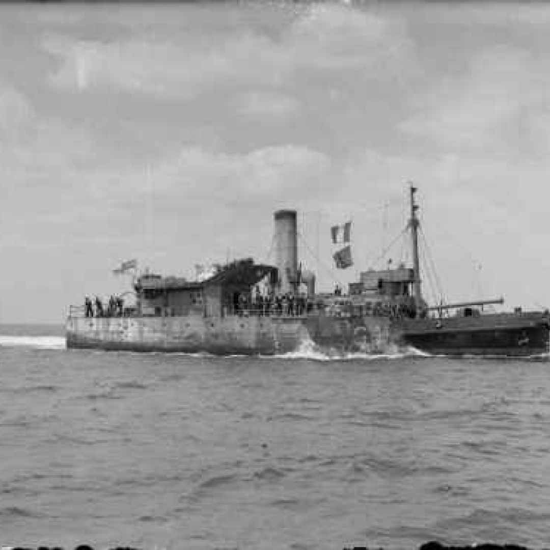 navi  vascelli  storia  ww2  tecnologia