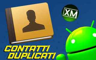 Android: android contatti smartphone play store