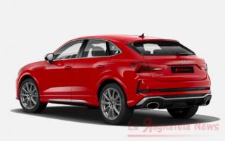 Automobili: audi  q3  rs  sportback