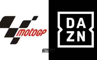 MotoGP: motogp  dazn
