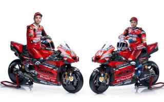 La stagione 2020 entra nel vivo infatti poco fa si è conclusa la prima presentazione, e la Ducati h