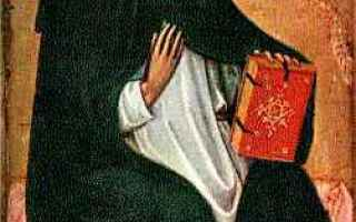 Religione: cristianesimo  san tommaso d'aquino