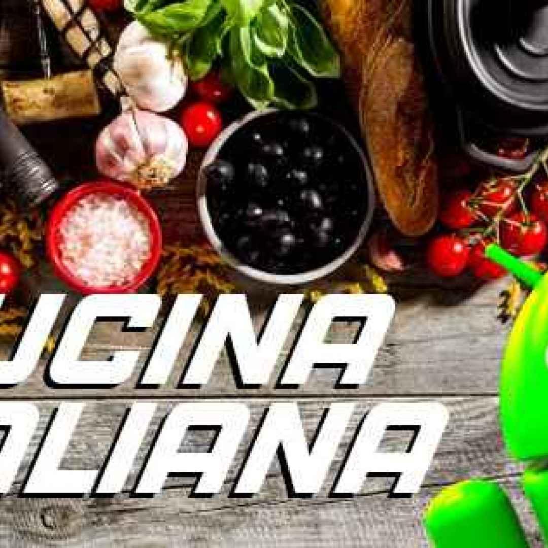 cucina ricette italia android apps blog
