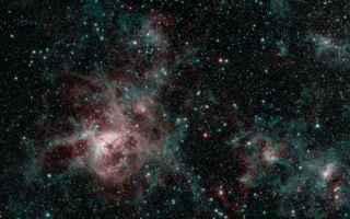 Astronomia: stelle  nebulose  spitzer