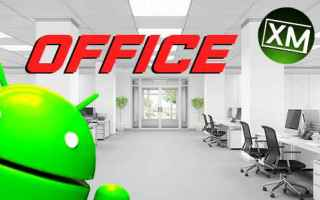 Android: office android lavoro studio app blog