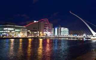 dal Mondo: dublino  docklands  irlanda