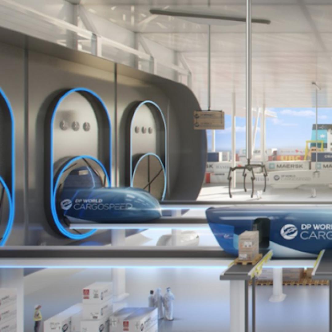 hyperloop  trasporti  tecnologia