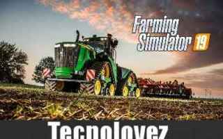 Giochi: farming simulator 19  farming simulator