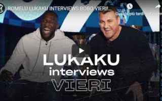 Serie A: inter lukaku vieri video calcio