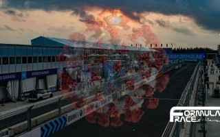 Motori: formula e  coronavirus  fe  motorsport