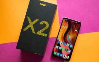 Cellulari: poco x2  redmi k30  pocophone  xiaomi