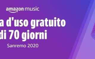 amazon music unlimited  amazon  sanremo
