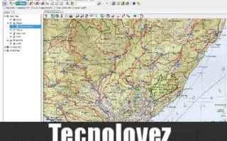 compegps land mappe cartografiche