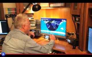 Tecnologie: spazio  stazione spaziale  iss  radio