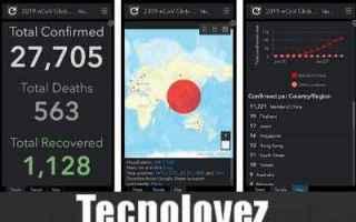 App: coronavirus app coronavirus tracker