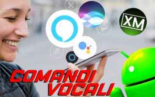 android comandi vocali apps play store