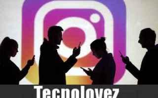 Instagram: instagram nuova funzione followers