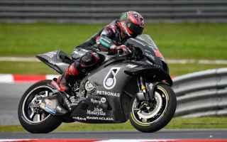 MotoGP: 3 GIORNATA TEST DI SEPANG: TRIPLETTA DI QUARTARARO