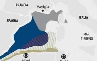 algeria  sardegna  governo conte