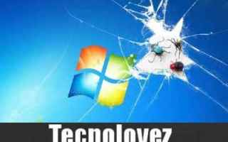 windows 7  bug che non fa spegnere il pc