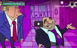 calcio video cartoon football sport