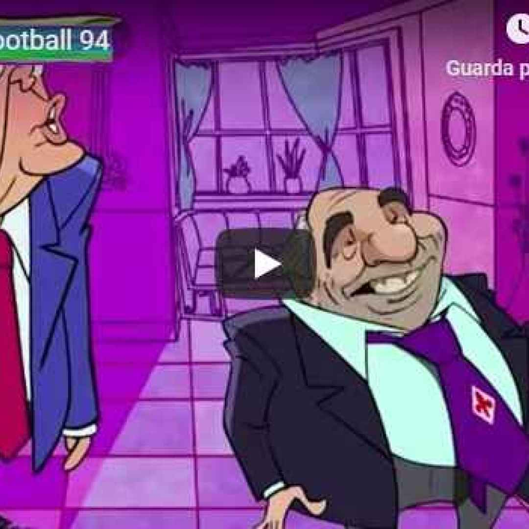 calcio video cartoon football sport