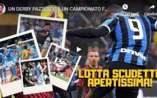 Serie A: calcio stefano borghi video serie a