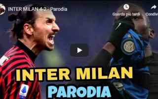 Calcio: calcio inter milan video gli autogol