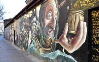 street art murales milano