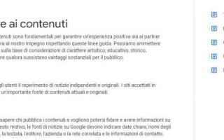 Siti Web: google  news  sito  web