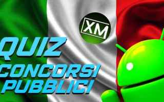 Android: quiz android concorsi concorsi pubblici