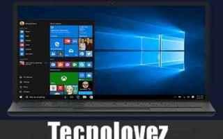 Computer: windows 10 ritirato aggiornamento