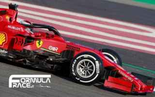 f1testing  ferrari  f1  formula1