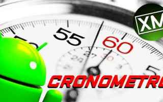android cronometro sport apps blog