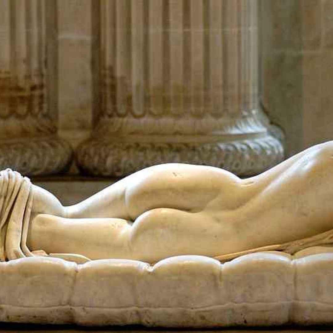 arte  ermafrodito  ermes  mitologia