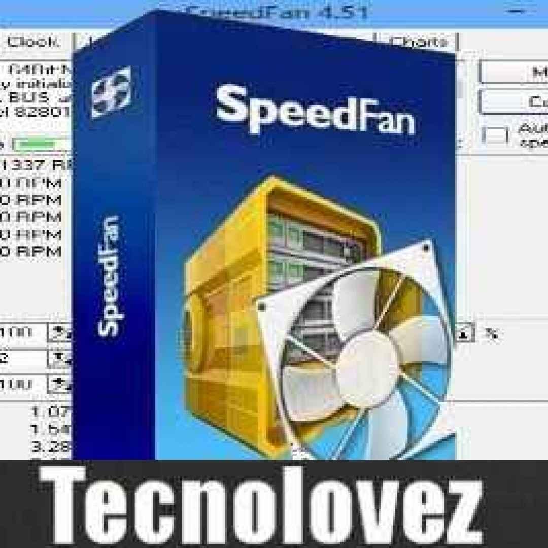 speedfan temperatura della cpu