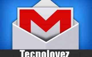 Google: come liberare spazio su gmail  gmail